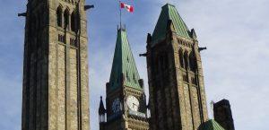 Le Parlement d'Ottawa